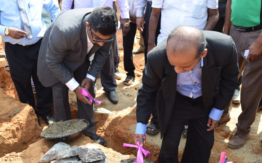 Habitat for Humanity 'Breaks Ground' in Aranayake