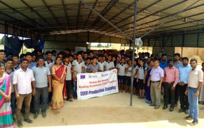 Habitat for Humanity Sri Lanka marks World Habitat Day by sharing knowledge on alternative construction technologies