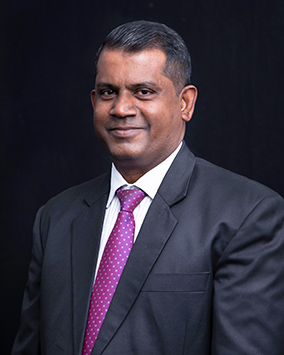 Mr. Rajith Stephan Fernando