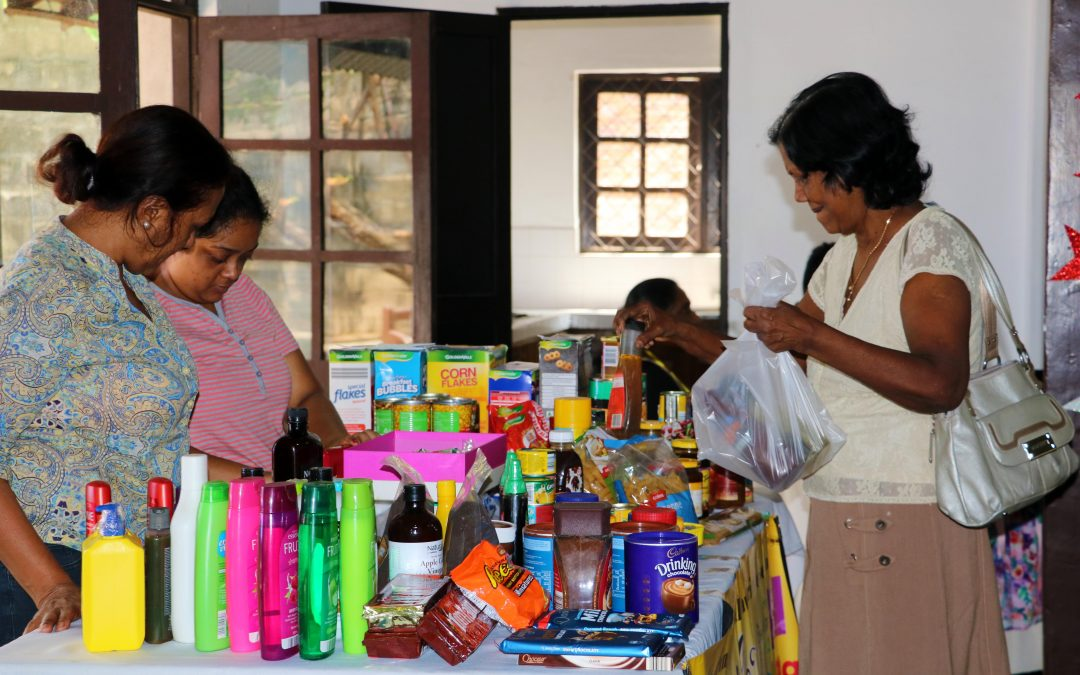 "Habitat Sri Lanka celebrated raising joy and funds through ""Christmas with a Cause"" Fundraiser"