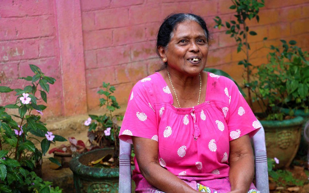 A House of Dreams : The Story of Habitat Sri Lanka's First Homeowner