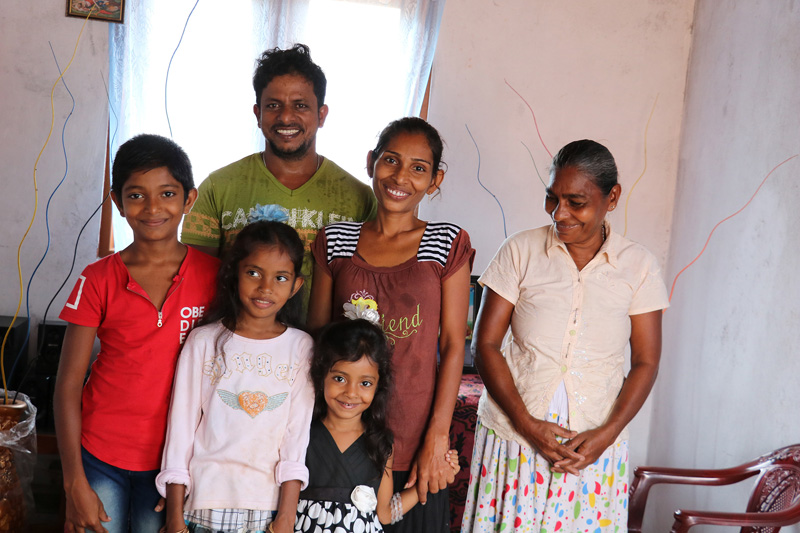 Habitat for Humanity Sri Lanka launches 'Brick by Brick Campaign' to build homes for low-income families affected by COVID19